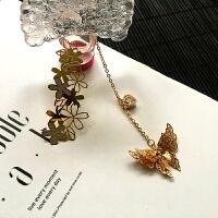 金属叶脉书签 创意窗花中国风小礼物 定制古风礼品盒装