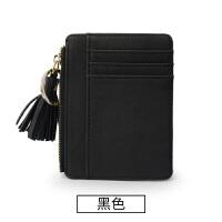 卡包女式韩国韩版薄款多卡位简约可爱小清新迷你小零钱包