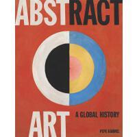 正版 Abstract Art: A Global History 抽象��g:全球�v史 英文原版