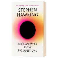 十问 霍金沉思录 英文原版 Brief Answers to the Big Questions 大问题的简答 霍金遗作