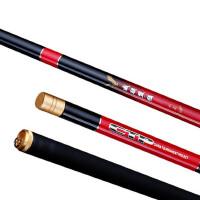 碳素鱼竿超轻超硬5.4/6.3/7.2米台钓竿 28调长节综合竿