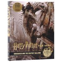 哈利波特电影回顾设定集3 魔法石 魂器与死亡圣器 Harry Potter The Film Vault Volume