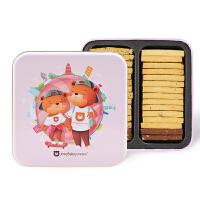珍妮曲奇手工经典八味饼干440g 8mix零食无添加组合系列休闲小吃