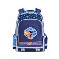 男生��包 ��意米奇�D案�p肩包 男童背包 迪士尼MB0594休�e旅行包