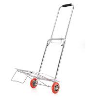 拉杆车折叠便携行李车手拉车手推车拖车拉货车购物车买菜车小拉车