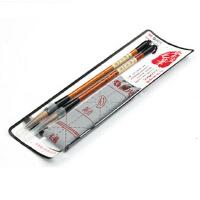 包邮毛笔套装晨光文具 HAWB0350 组合装 文房四宝 毛笔 水洗布套装