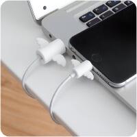 防断裂数据线保护套充电器保护头手机绕线套