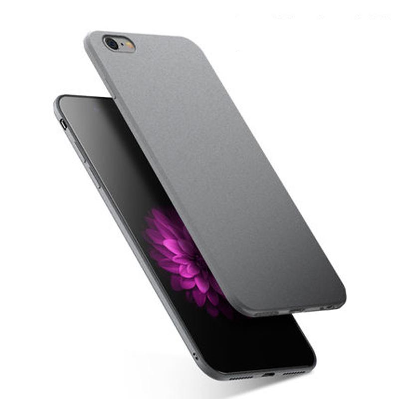 苹果7手机壳 iPhone8plus手机壳 iPhone8保护套 苹果8plus iPhone7手机壳 手机套 保护壳 全包防摔磨砂男女款硅胶软壳 送同款指环支架