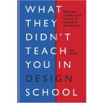 现货 设计学校没有教你的东西 英文原版 What they didn't teach you in design sc