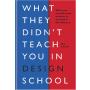 现货 设计学校没有教你的东西 英文原版 What they didn't teach you in design school 你需要知道什么才能在这个行业取得成功