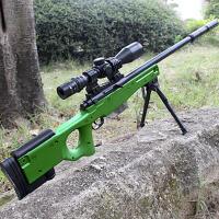 m24可发射吃鸡男孩求生信号抢awm狙击抢儿童玩具枪绝地98k水弹抢