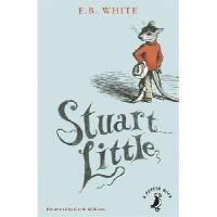 Stuart Little 英文原版 精灵鼠小弟