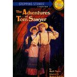 The Adventures of Tom Sawyer (Stepping Stones Classic) 汤姆索亚历险记 ISBN 9780679880707