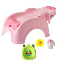 宝宝洗头椅儿童躺椅小孩洗头床加大号婴儿洗发架洗头神器可调节