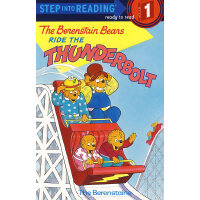 The Berenstain Bears Ride the Thunderbolt (Step into Readin