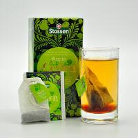 司迪生 苹果风味红茶1.5g*25茶包/盒 斯里兰卡锡兰红茶袋泡茶