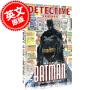 现货 DC漫画 蝙蝠侠80年 豪华版 精装 英文原版 DC: 80 Years of Batman: Deluxe Edition 布鲁斯・韦恩 暗夜骑士