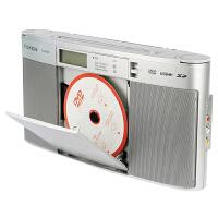 熊猫CD-600壁挂式DVD播放机CD播放器家用学生学习一体机小型VCD高保真随身听