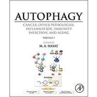 【预订】Autophagy 9780124055308