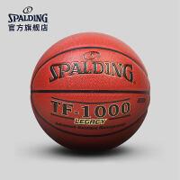 斯伯丁篮球官方正品耐磨室外nba7号水泥地比赛专用非真皮牛皮74-716A