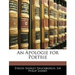 【预订】An Apologie for Poetrie