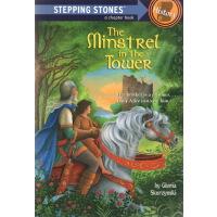 英文原版小说 The Minstrel in the Tower 经典青少年经典文学名著