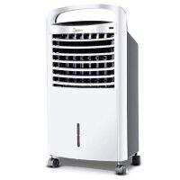 美的空调扇AC120-15A冷风机家用 制冷风扇遥控版 单冷加湿水冷小空调 7L水箱 支持定时