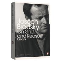 正版现货悲伤与理智英文原版小说 On Grief and Reason 诺贝尔文学奖布罗茨基 小于一作者 Joseph