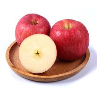 【包�]】�西渭南�O果5斤�b 果��75-85mm 新�r水果