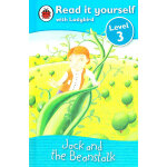 Ladybird:Jack and the Beanstalk(Read It Yourself-Level 3) 小瓢虫分级读物:《杰克和豆茎》(阅读级别:3)ISBN 9781409303725