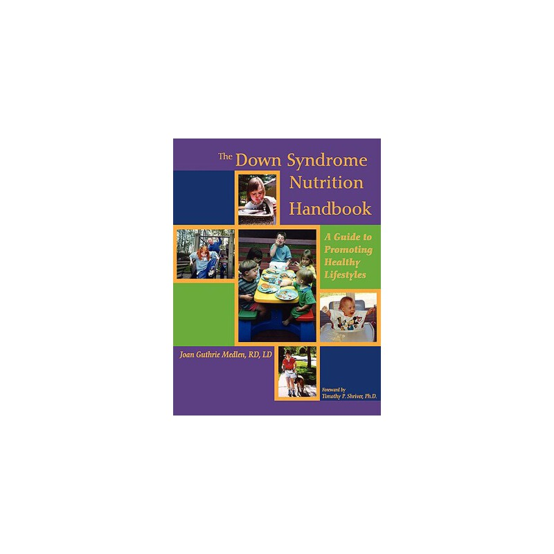 【预订】The Down Syndrome Nutrition Handbook: A Guide to Promoting Healthy Lifestyles 预订商品,需要1-3个月发货,非质量问题不接受退换货。