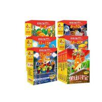 老鼠记者全球版第1-6辑全套礼盒装共30册 新版新译本探险鼠独闯巴西课外书阅读物畅销书籍 幽默冒险之书,成长能量宝典