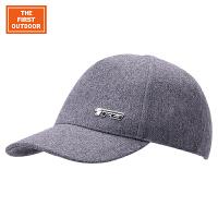 【下单即享五折优惠】美国第一户外 户外帽子 羊毛保暖棒球帽运动帽