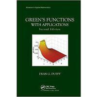 【预订】Green's Functions with Applications, Second Edition 9781