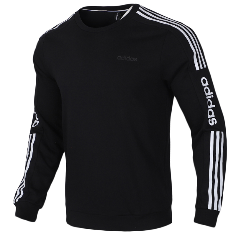 Adidas阿迪达斯男装NEO运动服休闲圆领卫衣套头衫FP7447 运动服休闲圆领卫衣套头衫