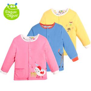 【加拿大童装】Gagou Tagou婴幼儿棉衣婴儿衣服宝宝秋冬棉袄上衣外套