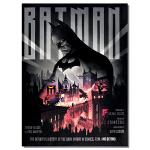 现货包邮 Batman 蝙蝠侠:暗夜骑士 收录蝙蝠侠标志性故事时刻 完整图解集 漫画电影历史设定画册 精装大开厚本 英