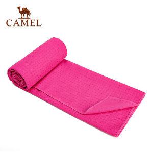 camel骆驼运动瑜伽垫巾 防滑硅胶加长加厚吸汗健身垫毛巾