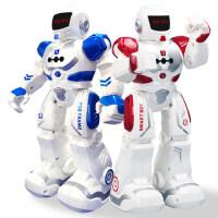 阿尔法智能遥控机器人玩具儿童男孩对话小胖会跳舞新威尔机械战警
