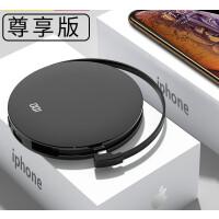 迷你充电宝大容量20000毫安超薄便携小巧苹果x移动电源小米vivo华为oppo魅族手机通用无线专用