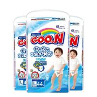 【三包】GOO.N大王 维E系列 婴儿拉拉裤 男宝宝 L44片 9-14kg 海外购