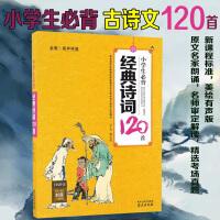 小学生必背经典诗词120首 全彩*有声伴读 南京出版社