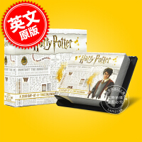 现货 哈利波特2020年盒装日历 台历 霍格沃茨 英文原版 哈利波特周边 Harry Potter 2020 BOX Calendar