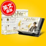 现货 哈利波特2020年盒装日历 台历 霍格沃茨 英文原版 哈利波特周边 Harry Potter 2020 BOX