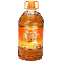 [当当自营] 金龙鱼 压榨一级花生油 5L(限北京市购买)新老包装随机发放