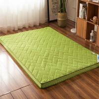 甜梦莱加厚榻榻米床垫地垫可折叠家用懒人神器地板软垫子夏季打地铺睡垫
