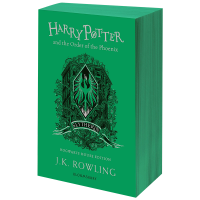 Harry Potter and the Order of the Phoenix Slytherin Edition