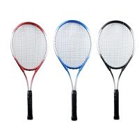 网球拍单人初学者大学生套装拍带网球训练器