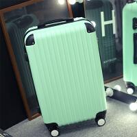 行李箱女手拉箱皮箱密码箱青年男士拉杆箱万向轮旅行箱韩版潮