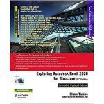 【预订】Exploring Autodesk Revit 2020 for Structure, 10th Editi